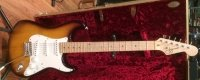 Click for large photo of Jagneaux Custom Strat