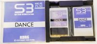 Click for large photo of Korg S3 Ram Card Dance Set