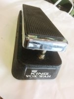 Click for large photo of Vox Vox King Wah