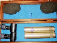 Click for large photo of Neumann KM 84 (Pair)