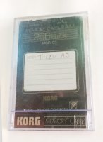 Click for large photo of Korg 256 Ram MRC-03