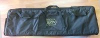 Click for large photo of Levy's 88 key gig bag