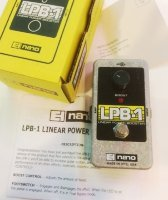 Click for large photo of Electro-Harmonix Nano LPB-1