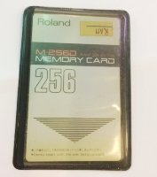 Click for large photo of Roland M-256D
