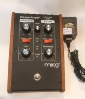 Click for large photo of Moog Moogerfooger MF-101 Low Pass Filter