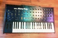 Click for large photo of Korg Monopoly
