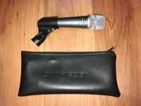 Click for large photo of Shure Beta 57A