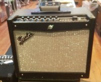 Click for large photo of Fender Mustang III V2