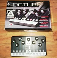 Click for large photo of Novation Nocturn hardware controller