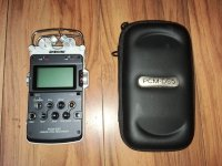 Click for large photo of Sony PCM-D50