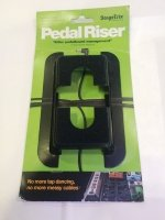 Click for large photo of Stagetrix Pedal Riser