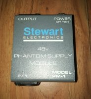 Click for large photo of Stewart PM-1
