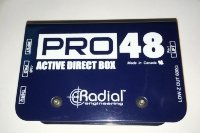 Click for large photo of Radial Engineering Pro 48