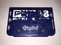 Click for large photo of Radial Engineering PRO48