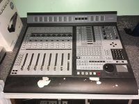 Click for large photo of Mackie Pro 8 Channel Control Surface