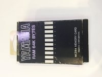 Click for large photo of Yamaha MCD64 RAM 64