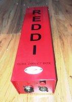 Click for large photo of A-Design REDDI Tube Direct Box