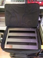 Click for large photo of Rockbag Pedal Board