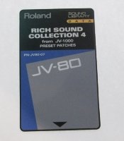 Click for large photo of Roland PN-JV80-07