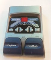 Click for large photo of Digitech RP50