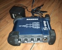 Click for large photo of Samson S-Amp