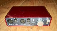 Click for large photo of Focusrite Scalett 2i2