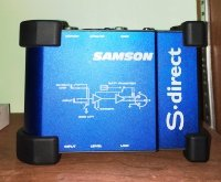 Click for large photo of Samson S-Direct