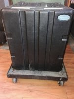Click for large photo of SKB 12 Space Road Case