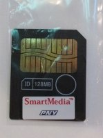 Click for large photo of PNY 128MB SmartMedia Card