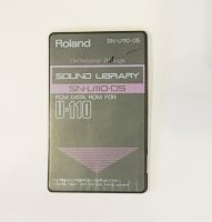 Click for large photo of Roland SN-U110-05 Orchestral Strings