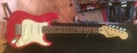 Click for large photo of Fender Mini Squier Strat