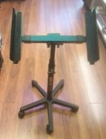 Click for large photo of Quick Lok Rolling Stand