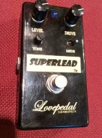 Click for large photo of Lovepedal Superlead