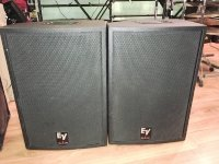 Click for large photo of Electro-Voice SXA200