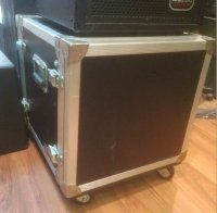 Click for large photo of Calzone 10 Space Rack With Wheels