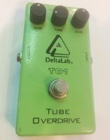 Click for large photo of Deltalab T01 Tube Overdrive