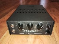 Click for large photo of Tonecraft 363 Tube DI and Preamp