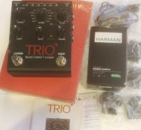 Click for large photo of Digitech Trio