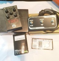 Click for large photo of Digitech Trio W/FS3X Footswitch