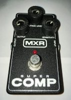 Click for large photo of MXR Super Comp