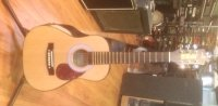 Click for large photo of US Blues Soprano Guitar