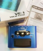 Click for large photo of Boss VE-1