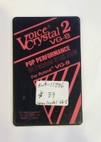Click for large photo of Voice Crystal 2 VG-8 Pop Performance