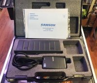 Click for large photo of Samson VHF Series Wireless