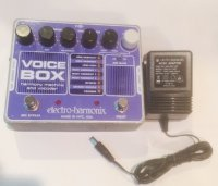 Click for large photo of Electro-Harmonix Voice Box