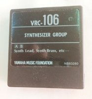 Click for large photo of Yamaha DX7 Rom VRC-106