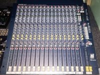 Click for large photo of Allen&Heath Mix Wizard 16:2DX