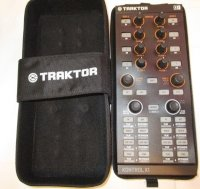 Click for large photo of Native Instruments Traktor Kontrol X1