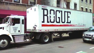 Rogue Truck Picture (not really)